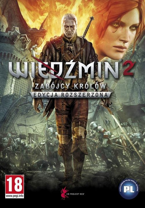 Wiedźmin 2: Edycja Rozszerzona / The Witcher 2: Enhanced Edition (2012)  - GoG / Multilanguages