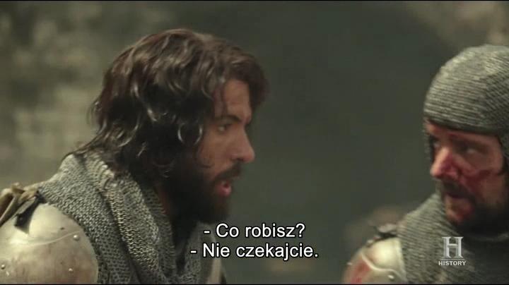 Templariusze / Knightfall (2017) {Sezon 01}