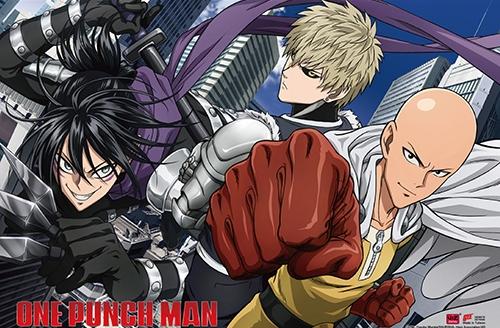 One Punch Man - Serial (2015/HD/MP4 / Napisy PL ] - Kolekcja
