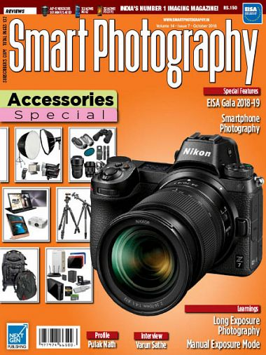 Smart Photography – October 2018