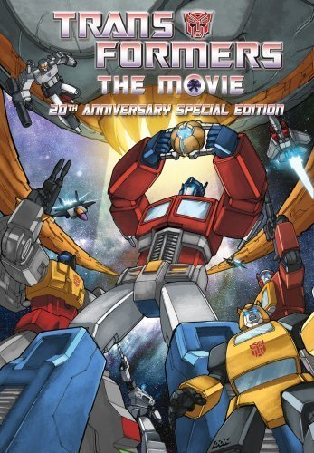 Transformers - The Movie  (1986) 1080p MP4 - x265-HEVC