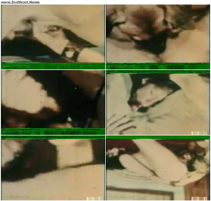 c4ae1e1121425844 - Dog And Linda Lovelace - Zoo Tube Video