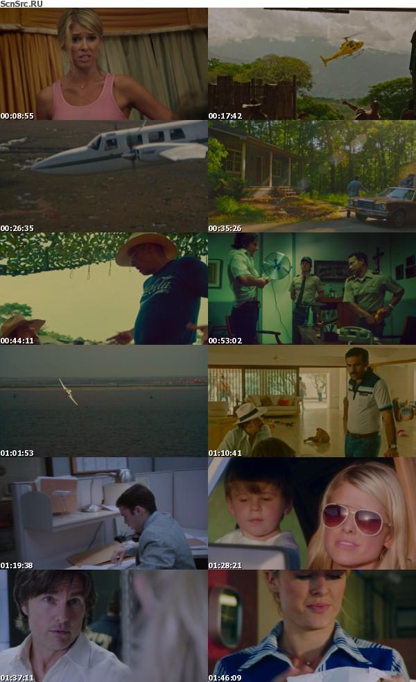 American Made 2017 720p BluRay DD5 1 x264-SbR