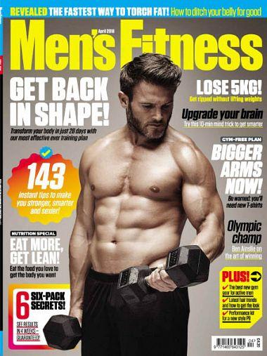 Men's Fitness UK – April 2018