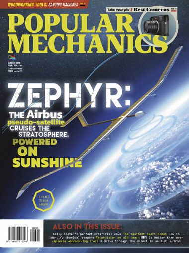 Popular Mechanics South Africa – March 2019
