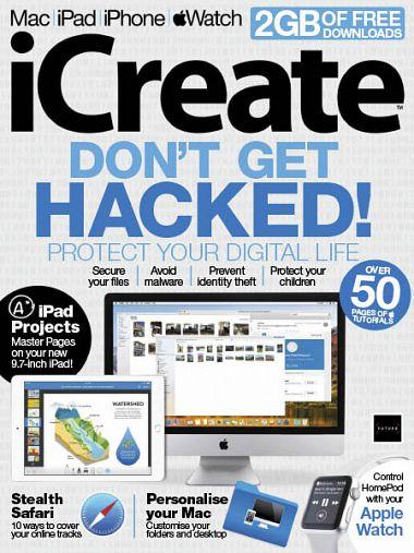 iCreate UK – Issue 186 2018