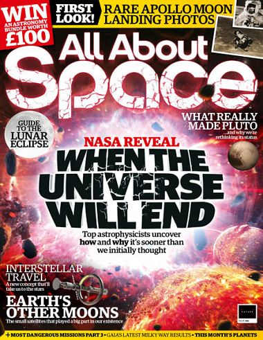 All About Space – August 2018