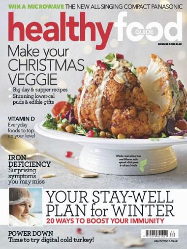 Healthy Food Guide UK – December 2018