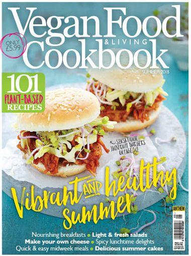 Vegan Food & Living Cookbook – Summer 2018