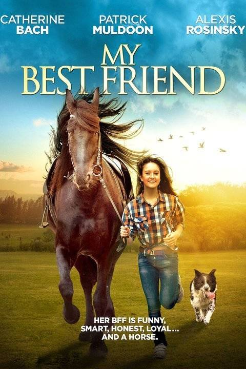 My Best Friend 2016 1080p WEB-DL NF DD5 1 H 264 CRO-DIAMOND