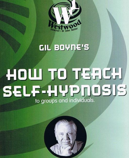 Gil Boyne Derk Self Hypnosis and Ear Buzz