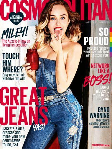 Cosmopolitan Australia – March 2018