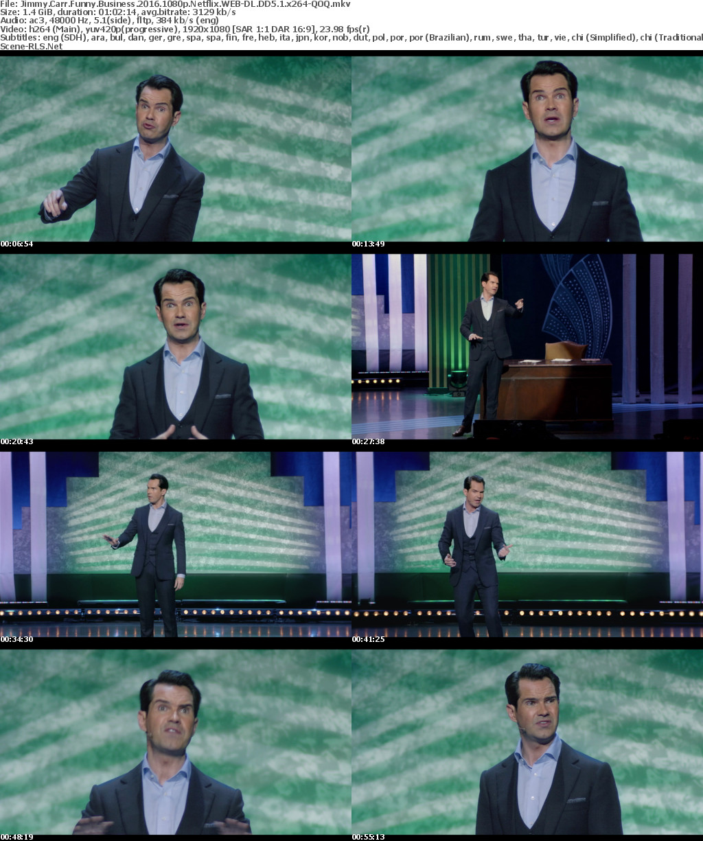 jimmy carr funny business