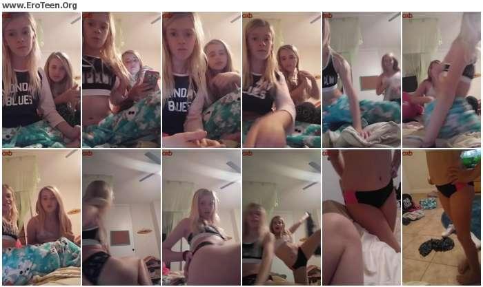 aa58bc1020282774 - Beautiful Cute Teenage Schoolgirl Selfie Video 13