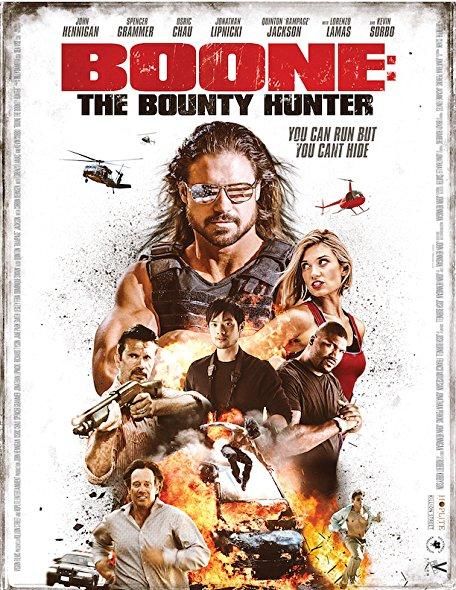 Boone The Bounty Hunter 2017 720p BluRay x264-x0r