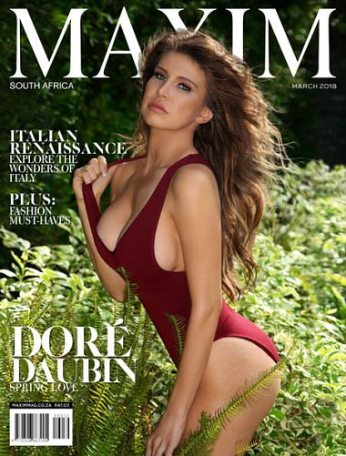 Maxim South Africa – March 2018