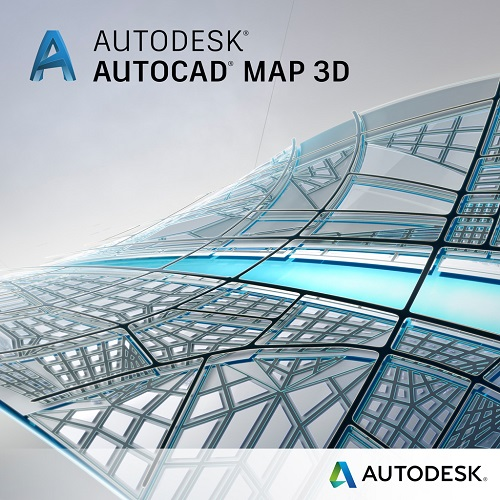 Autodesk AutoCAD Map 3D 2020 X64 WIN