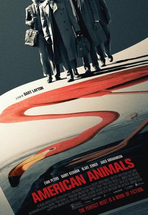 American Animals (2018)  PL.SUBBED.BRRip.Xvid-MORS / Napisy PL wtopione