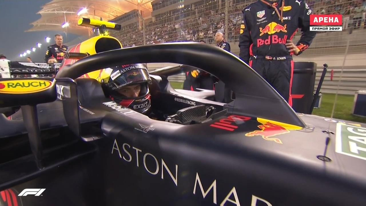 Формула 1. Гран-при Бахрейна (2 этап: Гонка) (2018) HDTVRip 720p