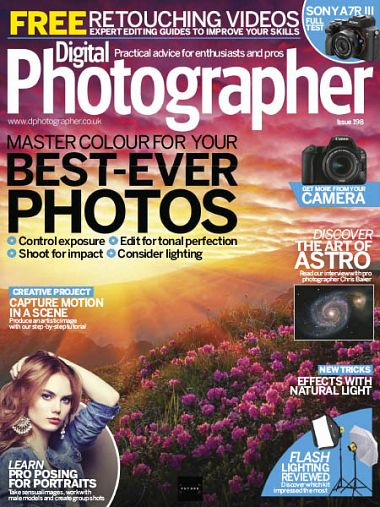 Digital Photographer – Issue 198 2018