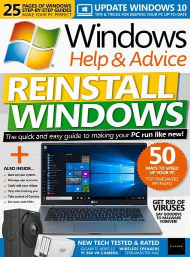Windows Help and Advice – May 2018