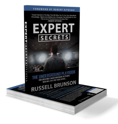 Russell Brunson - 24hr Expert & Story Selling (Expert Secrets Upsells)(repost)