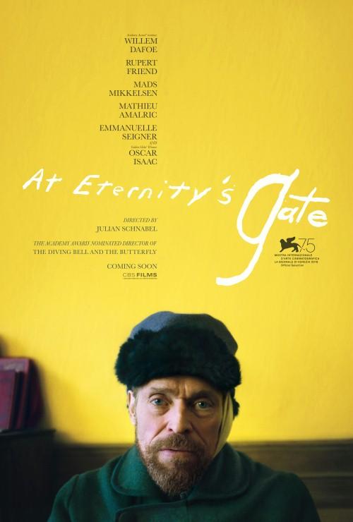 Van Gogh. U bram wieczności / At Eternity's Gate (2018) PL.SUBBED.BRRip.XViD-MORS / Napisy PL