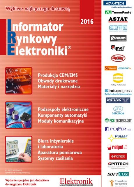 Informator Rynkowy Elektroniki 2016