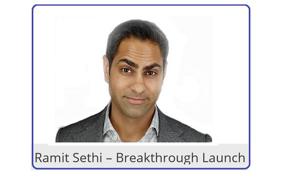 Ramit Sethi - Breakthrough Launch(repost)