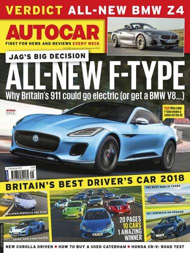 Autocar UK – 07 November 2018