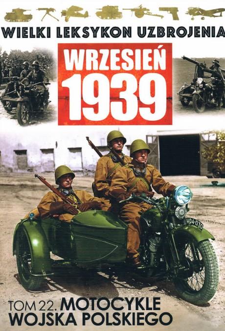 Wielki Leksykon Uzbrojenia - Wrzesień 1939 - Tom 22