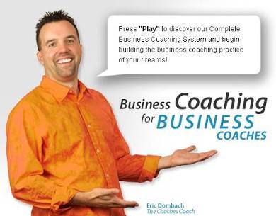 Eric Dombach - Coaches' Coach