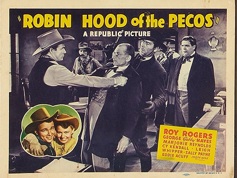 Robin Hood of the Pecos 1941 DVDRip x264-ARiES