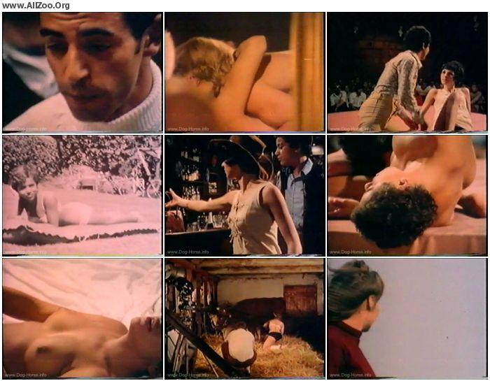 9f8ce8673201933 - Vintage Zoo - Bodil Joensen In Zoo Movie - Retro AnimalSex