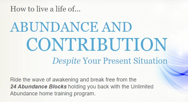 Christie Marie Sheldon - Unlimited Abundance