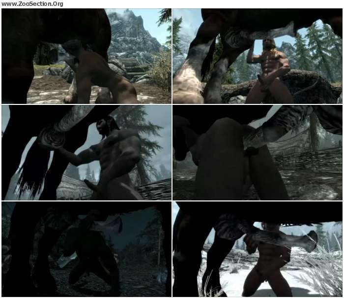 59ded41013044134 - Skyrim- Creatures 5 - Naughty Machinima [Anime / Hentai]