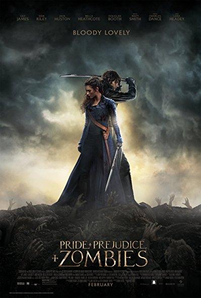 Pride And Prejudice And Zombies 2016 720p BluRay H264 AAC-RARBG