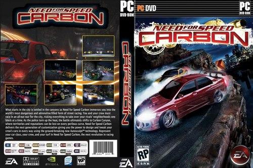 Need For Speed 10 -  Carbon (2006) - Razor1911 / Polska wersja Językowa