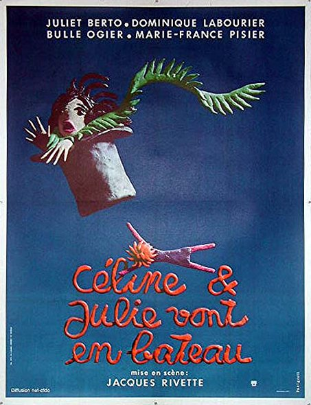 Celine and Julie Go Boating 1974 480p x264-mSD