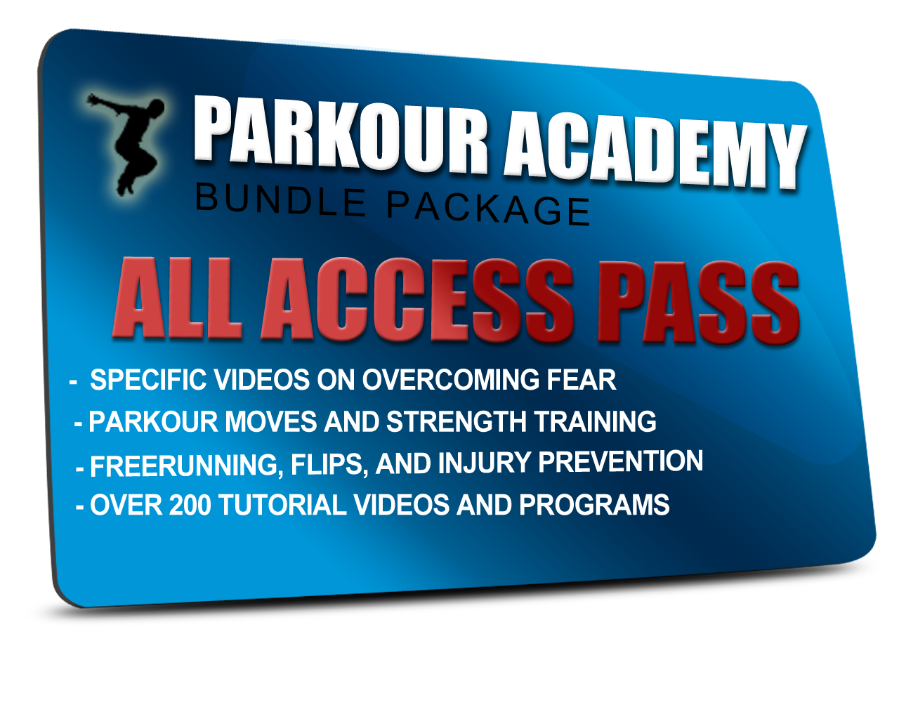 In Home Parkour Fitness - Tapp Brothers Parkour Training Academy