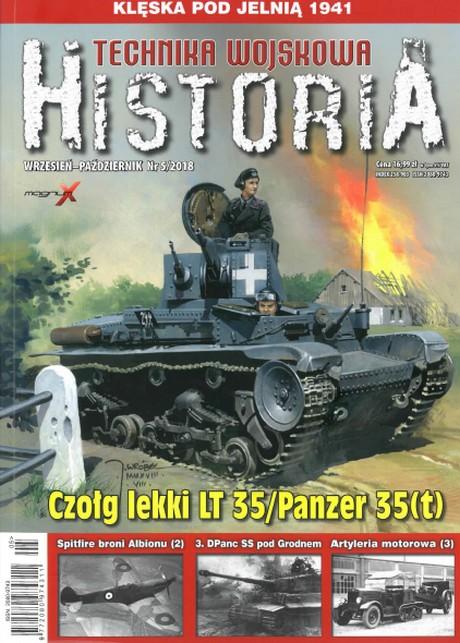 Technika Wojskowa Historia 9-10/2018