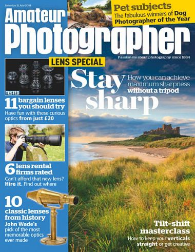 Amateur Photographer – 21 July 2018