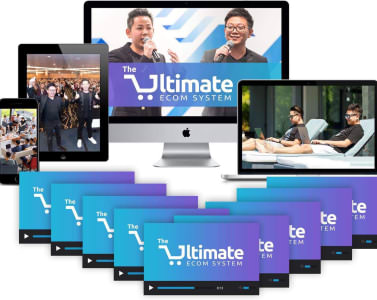Steve Tan The Ultimate Ecom System 2018