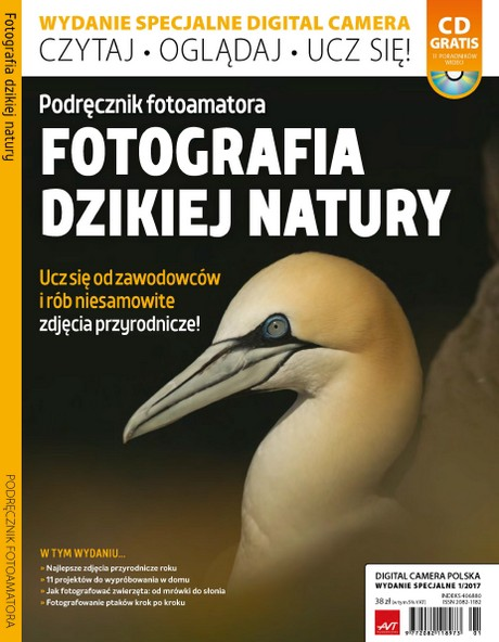 Fotografia Dzikiej Natury - Podręcznik Fotoamatora 2017