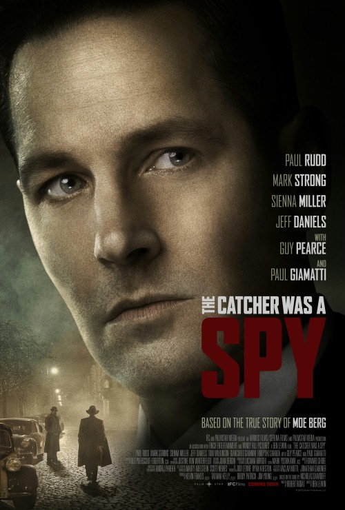 The Catcher Was a Spy (2018)  PL.SUBBED.WEB-DL.Xvid-MORS / Napisy PL wtopione