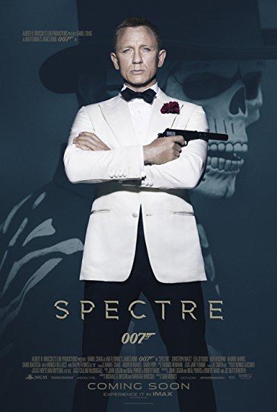 Spectre 2015 BluRay 1080p Dts-HD Ma7 1 H264-d3g