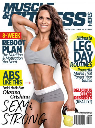 Muscle & Fitness Hers South Africa – March/April 2018