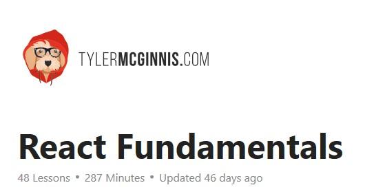 React Fundamentals
