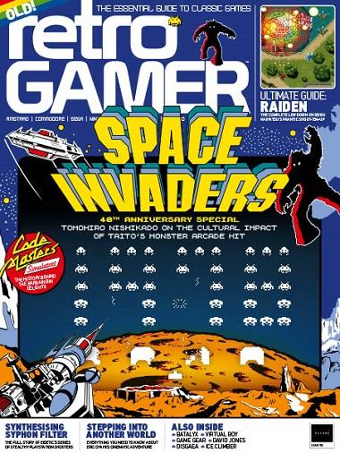 Retro Gamer UK – Issue 185 2018