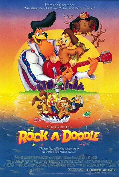 Rock-A-Doodle 1991 1080p BluRay X264-AMIABLE